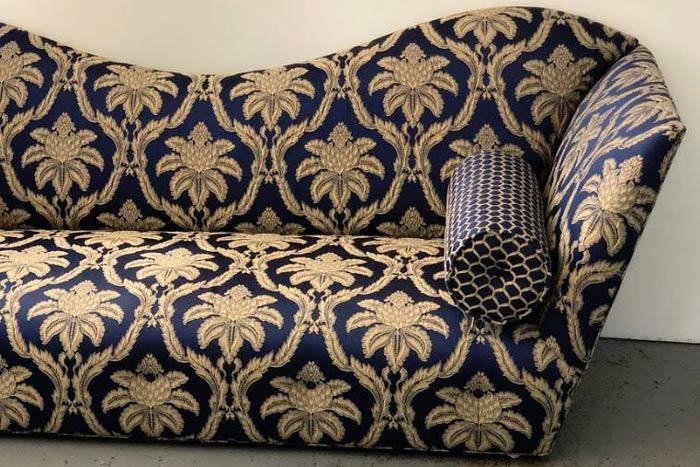 Studio Couch by Fernando's Upholstery & Design Workroom
