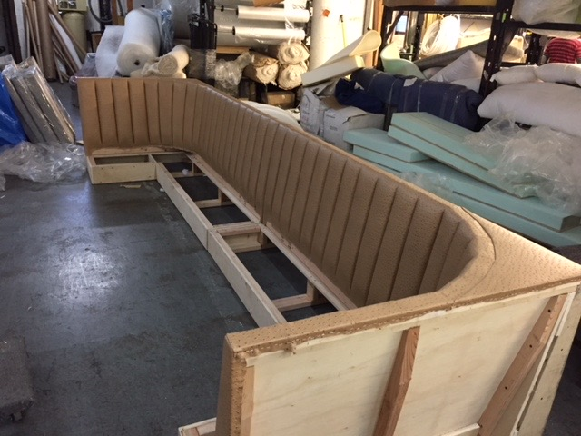 Making of a Sofa