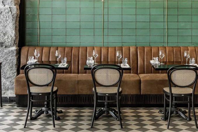 Windsor chair by Fernando's Upholstery & Design Workroom