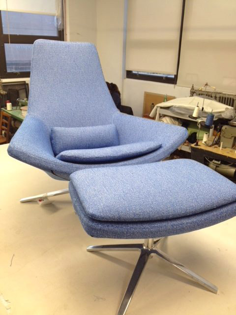 Office Chair by Fernando's Upholstery & Design Workroom