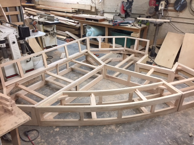 Sofa Plywood Frame