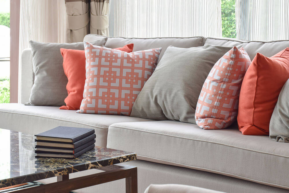 Colorful Cushion & Pillows