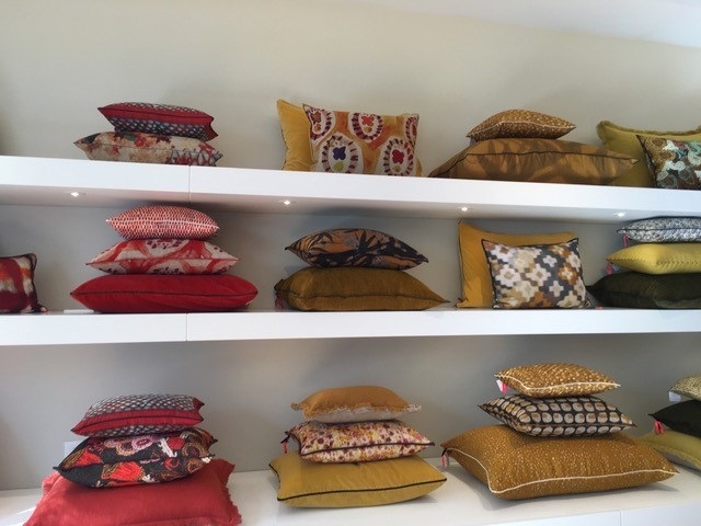 Throw Pillows and Cushions in New York
