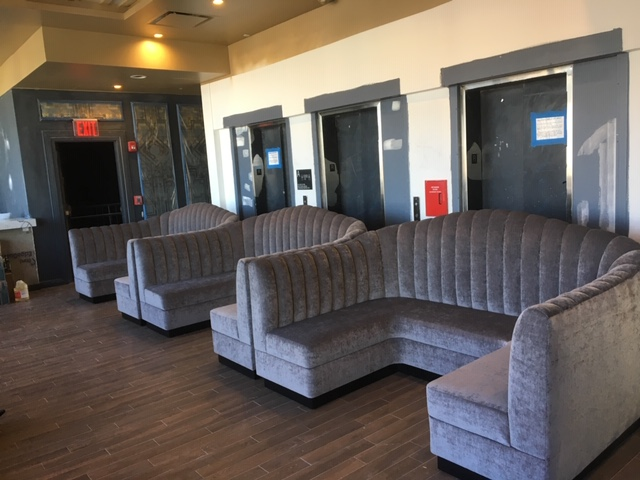 Custom Commercial Upholstery Throughout New York