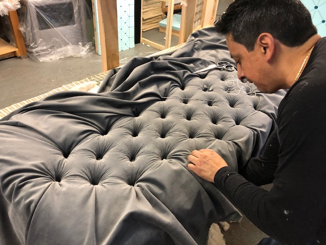 Commercial Upholstery Services in New York City