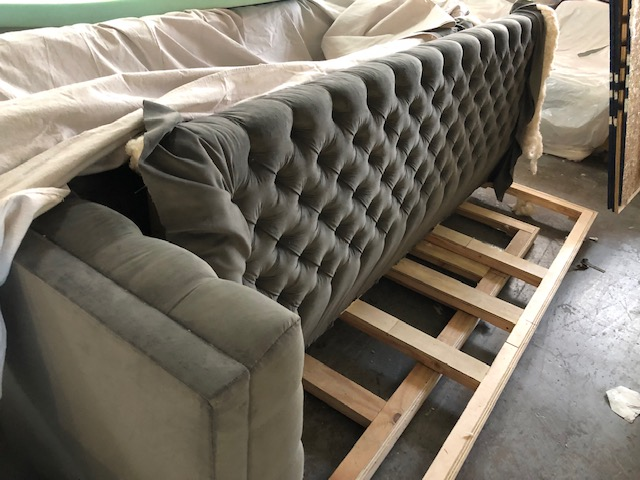 Commercial Upholstery in New York