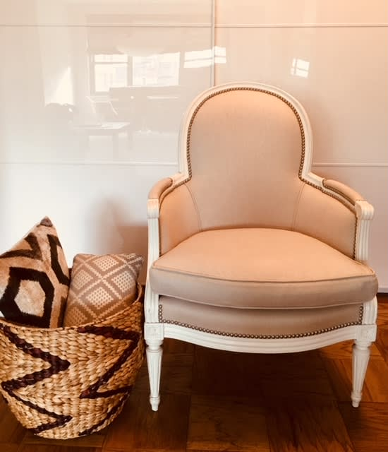 Club Chair by Fernando's Upholstery & Design Workroom